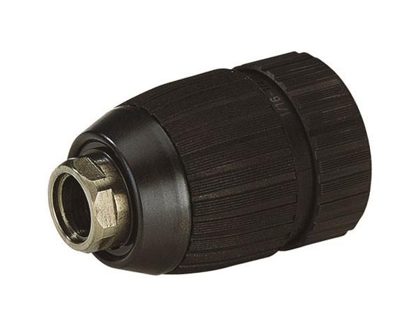 Wolfcraft Mandrin 1,5-10 mm, filetage intérieur,. serrage automatique, réversible