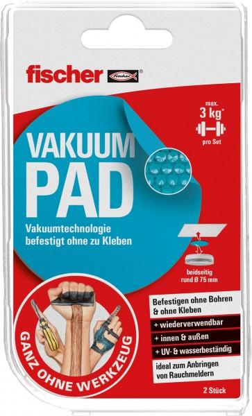 Fischer Vakuum Pad rund - 546327