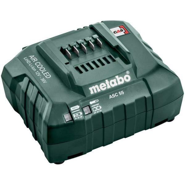 "Metabo Caricabatteria ASC 30-36 V, 14,4 - 36 V, ""AIR COOLED"", UE - 627044000"