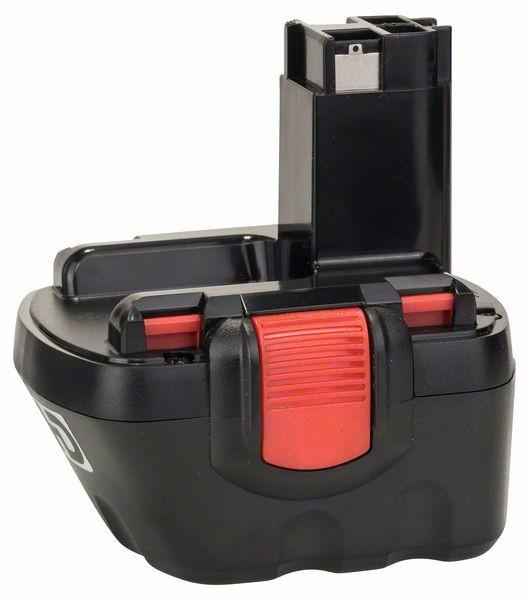 Bosch Akku Pack HD, 12 V-O, Akkukapazität 3 Ah, Zellentechnologie: NiMH