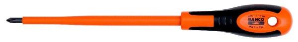 Bahco TOURNEVIS, ISOLÉ, PH-0, 180MM - 625-0-100