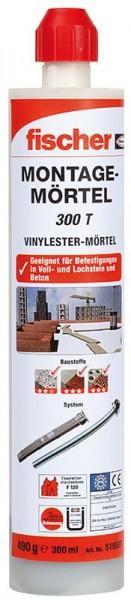 Fischer Mortier de montage 300 T - 519557