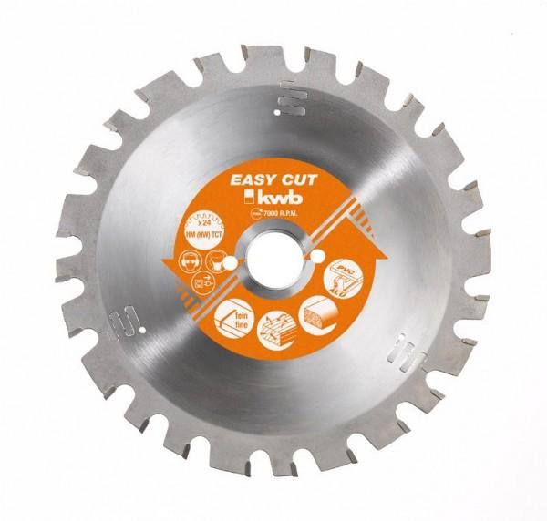 KWB Cirkelzaagblad voor cirkelzagen ø 190 mm - 586733