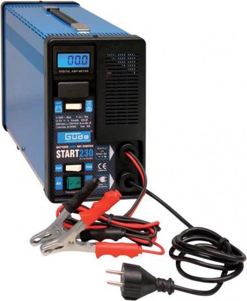 Güde Chargeur de batterie Start 230 - 85066