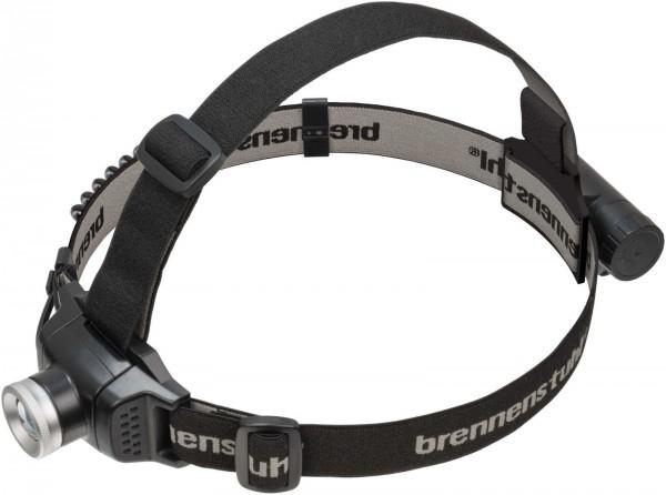 Brennenstuhl Lampada frontale a LED con batteria ricaricabile KL, 250AF, IP44, 250lm- 1177300