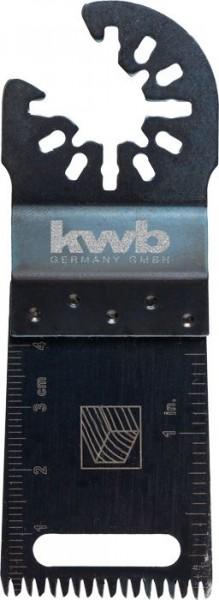 KWB Invalzaagblad met Japan-vertanding, CV, 34 mm - 709194