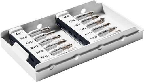 Festool Bit-Sortiment DB CE 50/12-Set 1 - 205089