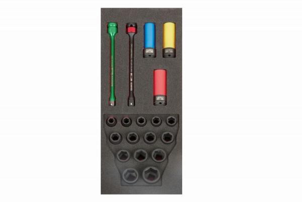 Bahco FF1E5006 6 pezzi - FF1E5006