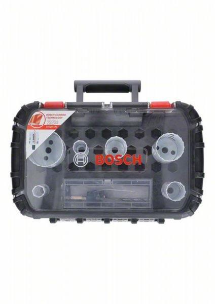 Bosch Set universale seghe a tazza Endurance for Heavy Duty Carbide, 22-68 mm - 2608594184
