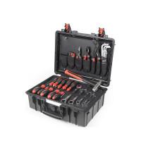 Wiha Jeu d'outils Basic Set L, mécanicien, 40-pièces - 44965