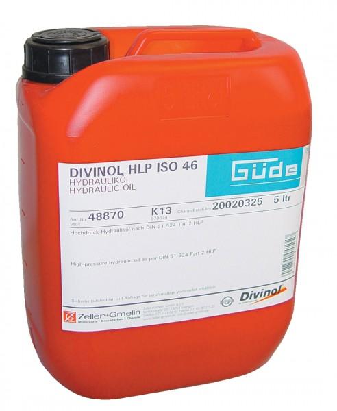 Güde Hydraulik-Öl, HLP 46, 1 Liter