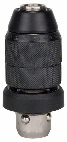 Bosch Mandrin automatique avec adaptateur 1,5 – 13 mm, SDS-plus