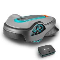 Gardena Kit tondeuse robot smart SILENO life 1250 m2 - 19115-20
