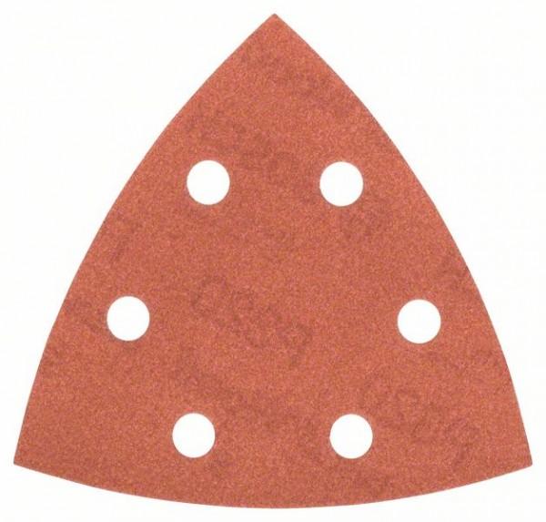 Bosch Professional Disque abrasif C470, pack de 5, G320 - 2608605155