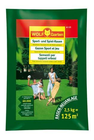 Wolf Garten Gazon de sport et de jeu LG 125 - 3825020