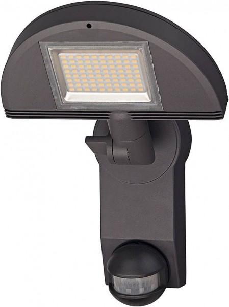 Brennenstuhl Sensor LED-Leuchte Premium City LH 8005 PIR IP44 anthrazit, mit Infrarot-Bewegungsmelder