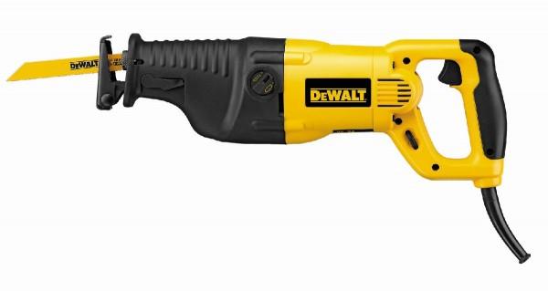 DeWALT Puissante scie sabre à mouvement pendulaire 1200 Watts DW311K