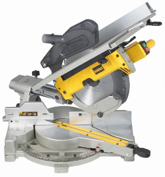 DeWALT Scie à onglets radiale à table supérieure - 305 mm D27111