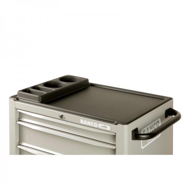 Bahco Piano di lavoro in ABS per cassettiere mobili 26, 674 mm - 1470K-AC7