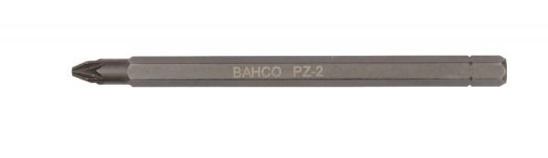 """Bahco Lames hexagonales 1/4 100 mm pour vis Pozidriv - 8800-2P"""""""