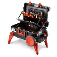 Wiha Trolley d'outils XXL III 100 pcs.  - 44128