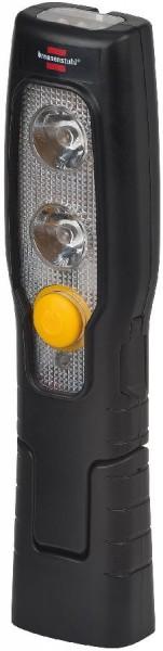 Brennenstuhl Lampada portatile a batteria ricaricabile a 2 + 3 LED HL SA 23 MH