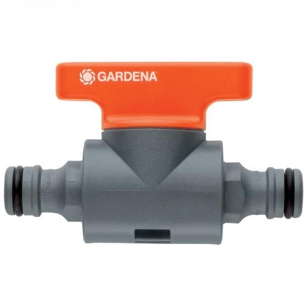 Gardena Acoplador con válvula reguladora - 00976-50