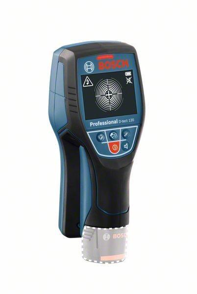 Bosch Professional Ortungsgerät Wallscanner D-tect 120, L-BOXX, ohne Akku und Ladegerät - 0601081308