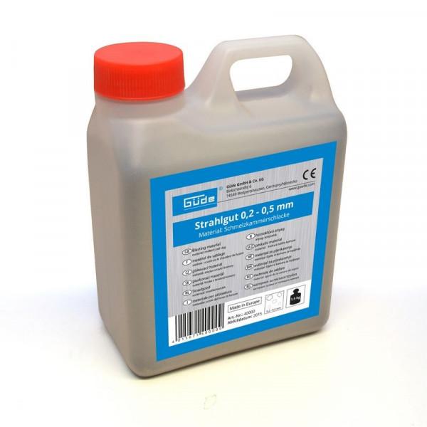 Güde Grenaille 0.1 mm - 0.5 mm, 1,5 kg pour sablage - 40000