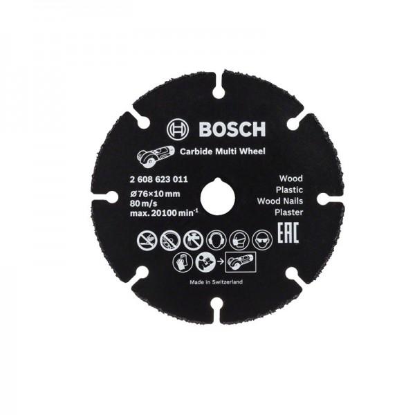 Bosch Trennscheibe Hartmetall Multi Wheel