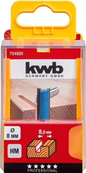 KWB Gleuffrees HSS - 754820
