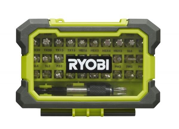 Ryobi 32-dlg Set schroefbits - RAK32MSD