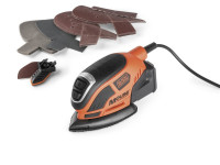 Black & Decker Ponceuse Mouse Compacte 55W - KA1000-FR