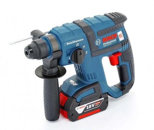 Bosch Professional Perforateur sans fil GBH 18 V-EC (sans batterie ni chargeur) - 0611904000