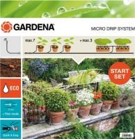 Gardena Startset bloempotten M automatic - 13002-20