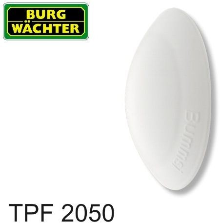 Burg-Wächter Türpuffer selbstklebend TPF 2050 Duo