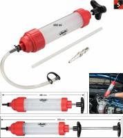 Vigor Vacuümpomp 350ml   - Aantal gereedschappen: 5 - V4369