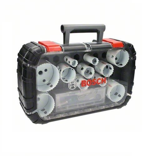 Bosch Gatzagenset Universal, Progressor for Wood and Metal, 14-delige - 2608594193