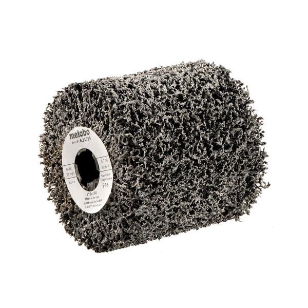 Metabo Rueda abrasiva de vellón duro 110x100 mm, P 46, para SE 12-115 (623525000)
