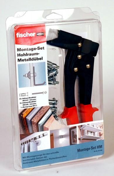 Fischer Montage-Set Hohlraum-Metalldübel
