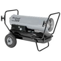 Einhell Diesel - heteluchtgenerator DHG 360, 38 l, 36 kW - 2336406
