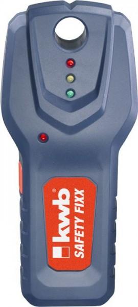 KWB Stroom-, metaal- en houtdetector SAFETY-FIXX - 011620