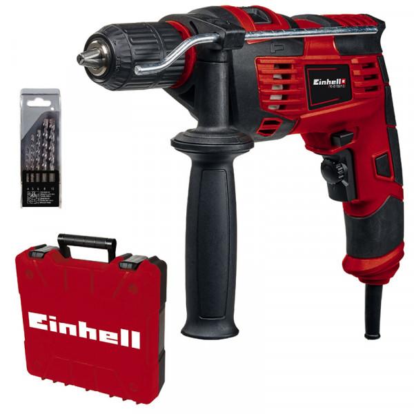 Einhell Schlagbohrmaschinen-Set TC-ID 720/1 E Kit - 4259846