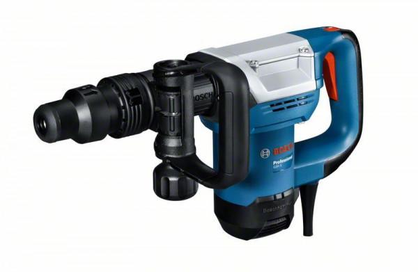 Bosch Schlaghammer mit SDS max GSH 5, Zusatzhandgriff, 1 x Spitzmeißel 280mm - 0611338700