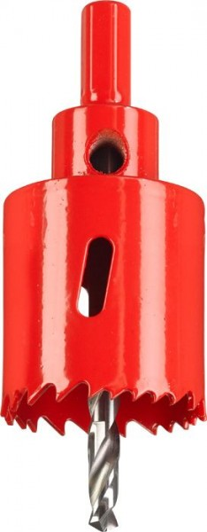 KWB Gatenzagen HSS bimetaal, met schacht en centreerboor, ø 40 mm - 598540