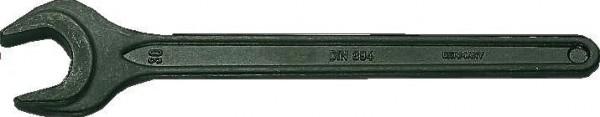 Bahco CLÉ PLATE SIMPLE, BRUNIE, EN ANGLE 15°, 14MM - 894M-14