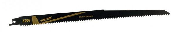 Wolfcraft Lames de scie sabre pour usiner le bois/le plastique