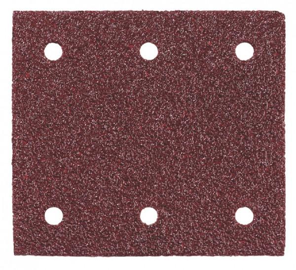Metabo 10 Haftschleifblätter 115x103 mm,P 40,H+M,SR