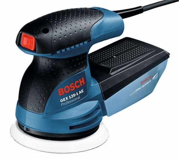 Bosch Ponceuse excentrique GEX 125-1 AE