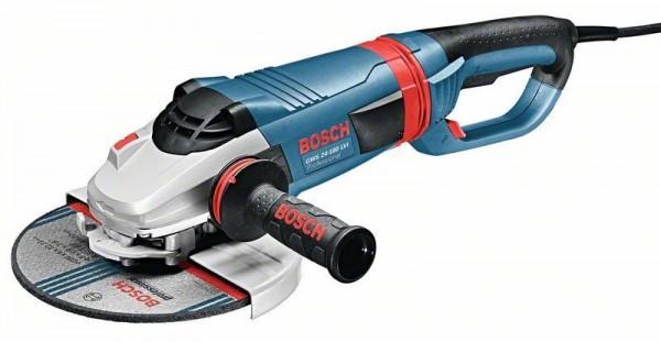 Bosch Professional Amoladora angular GWS 24-180 LVI, 2400 W - 0601892F00
